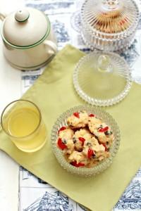 Resepi Biskut Red Pearl Cookies Sedap Chef Wan
