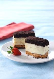 Resepi Dessert Lapis Cheezy Oreo