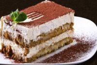Resepi Dessert Tiramisu Cheesecake