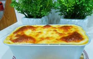Resepi Makanan Barat Lasagna Daging Ala Chef Wan