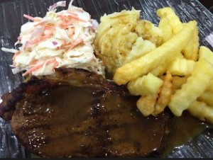 Resepi Makanan Barat Steak Daging Black Pepper