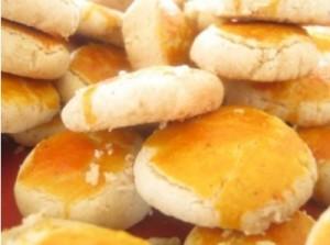 resepi biskut kacang tanah mazola rangup sukatan cawan