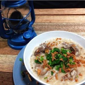 resepi cara masak bubur lambuk masjid jamek kampung baru mudah step by step