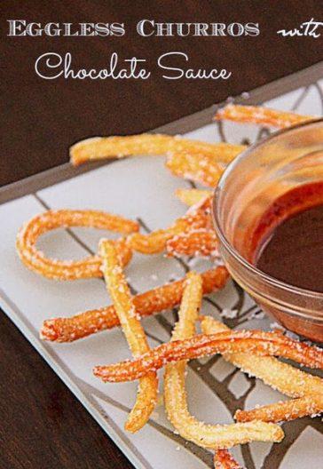 resepi churros cheese sos coklat tanpa telur step by step