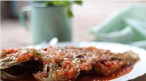 resepi ikan siakap bawal kembung tiga rasa thailand mat gebu