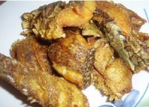resepi masak ikan haruan goreng berlada sedap