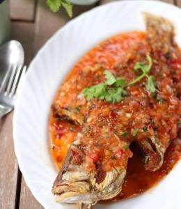 resepi masakan ikan tiga rasa ala thai chef wan simple sedap mudah