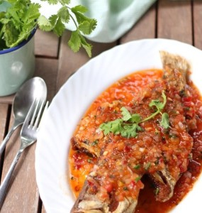 Resepi Masakan Ikan Tiga Rasa Thailand Paling Sedap