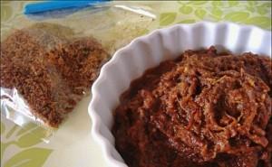 resepi masakan tradisional melayu serunding daging basah