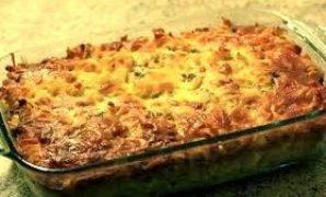 resepi membuat makaroni cheese bakar sedap simple mat gebu