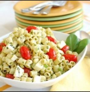 resepi membuat salad buah macaroni
