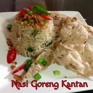 resepi nasi goreng kantan mudah sedap lazat memikat