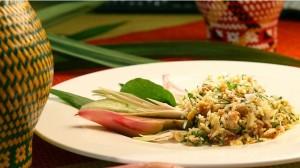 resepi nasi serai wangi pandan chef wan