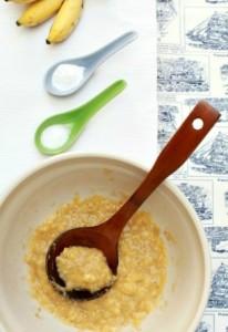 bahan kek pisang lecek kukus moist 01