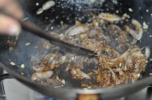 cara masak chicken chop grill sos lada hitam 03