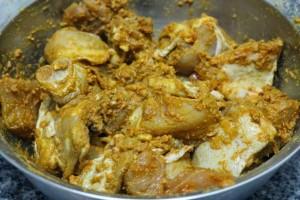 resepi ayam goreng berempah simple rangup 02