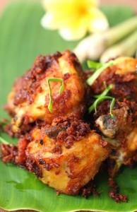 resepi ayam goreng berempah simple rangup