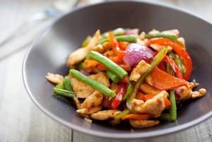 Resepi Ayam Paprik Thai