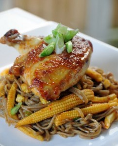 Resepi Ayam Percik Sos Merah Kelantan Simple, Sedap dan Mudah