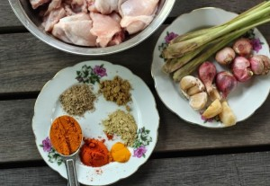 resepi bahan ayam goreng berempah simple rangup