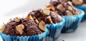 resepi brownies nutella mudah guna 3 bahan 01