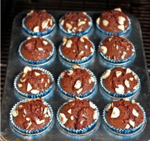 resepi brownies nutella mudah guna 3 bahan 06