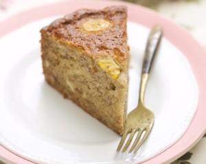 resepi kek pisang kukus moist mudah sedap sihat lazat