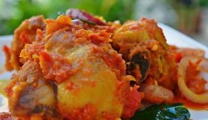 resepi lauk pauk ikan goreng berlada ala minang untuk tengahari