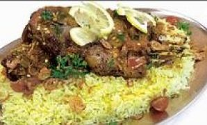 resepi nasi arab kambing mudah simple