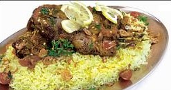 Resepi Nasi Arab Kambing Paling Simple dan Mudah