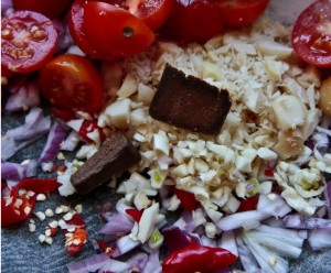 bahan resepi ayam masak bali mudah lazat sedap
