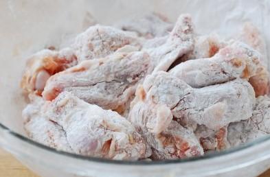 resepi ayam goreng pedas korea yangnyeom mudah step by step 05