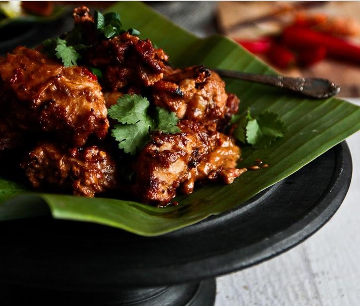 Resepi Ayam Masak Bali Sedap