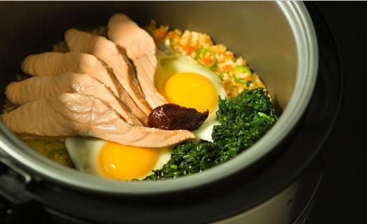 resepi bibimbap korea guna periuk nasi
