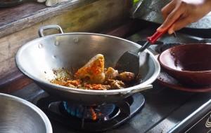 resepi cara masak ayam bumbu bali lauk tengah hari mudah sedap