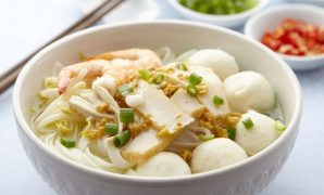 resepi char kuey teow basah ayam original penang sedap 01