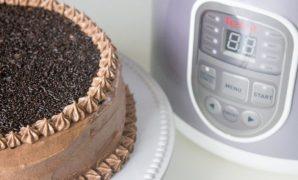 resepi kek coklat kukus sedap mudah guna periuk nasi