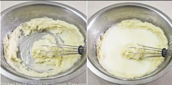 resepi kek minyak tanpa telur step by step sukatan cawan 03