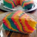 resepi kek minyak tanpa telur step by step sukatan cawan 05