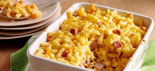 resepi macaroni cheese guna periuk nasi sedap mudah