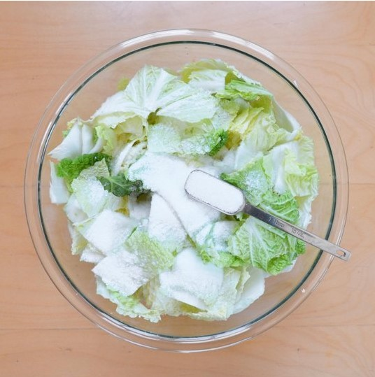 resepi kimchi korea mudah sedap halal 03