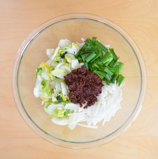 resepi kimchi korea mudah sedap halal 06