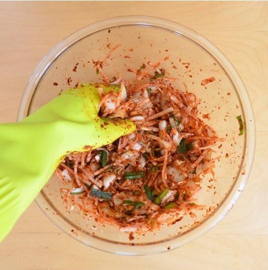 resepi kimchi korea mudah sedap halal 07