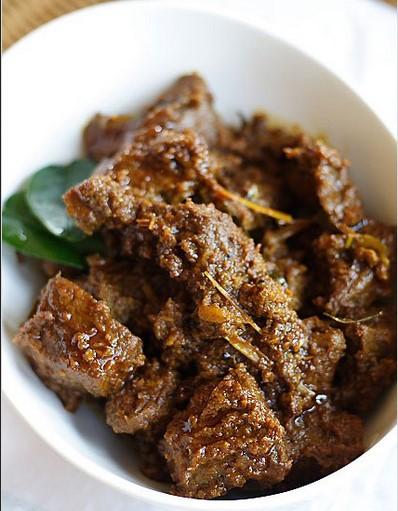 resepi daging rendang cili padi negeri sembilan