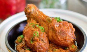 Resepi ayam masak merah tersedap untuk hari raya kenduri kahwin
