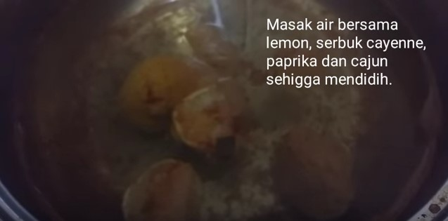 resepi ala shell out homemade sedap di rumah 01