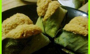 resepi apam johol daun rambai sukatan cawan