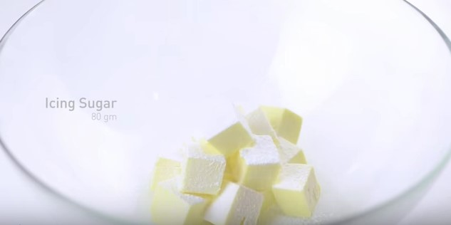 resepi biskut semperit badam kopi cappucino mudah 02