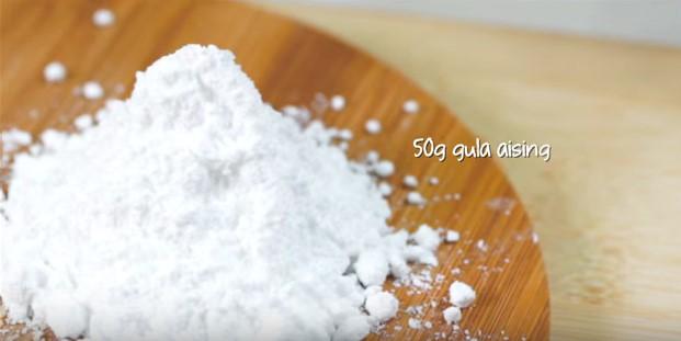 resepi biskut semperit cheese guna marjerin 03