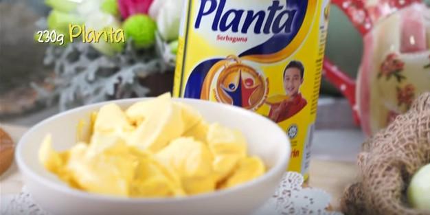 resepi biskut semperit cheese guna marjerin 04